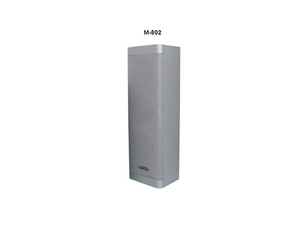 30W Indoor wooden column loudspeaker