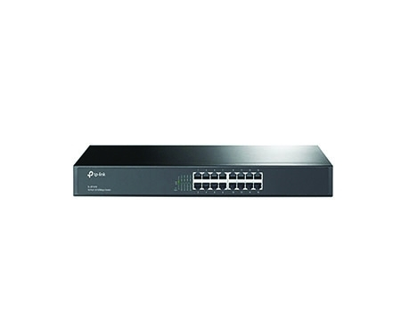 TP-Link 16-Port 10/100Mbps Rackmount Switch
