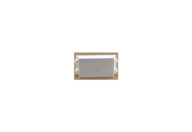 Connector white color