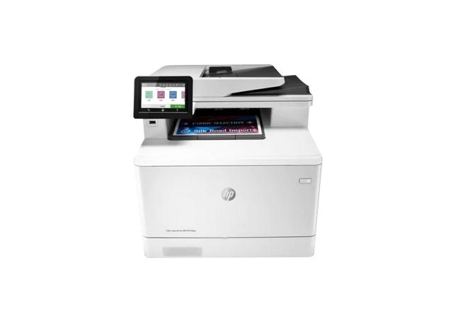 Printer HP Color LaserJet Pro MFP M479fdw