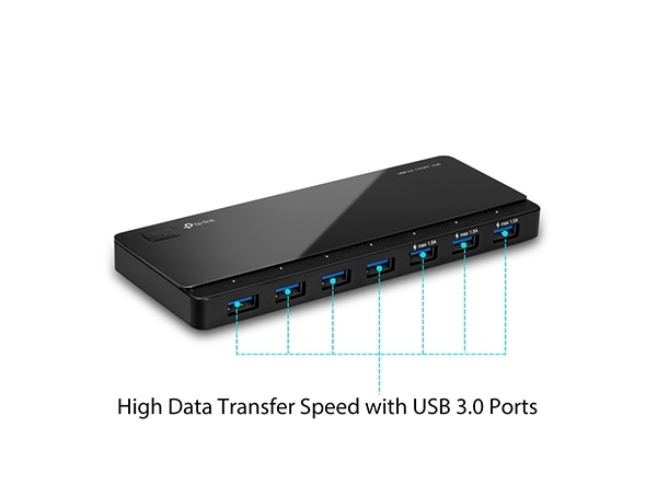 TP-Link USB 3.0 7-Port Hub