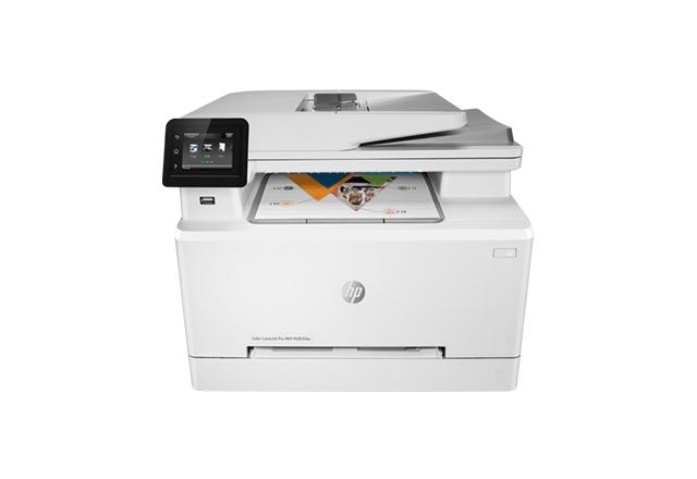 Printer HP Color LaserJet Pro MFP M283fdw