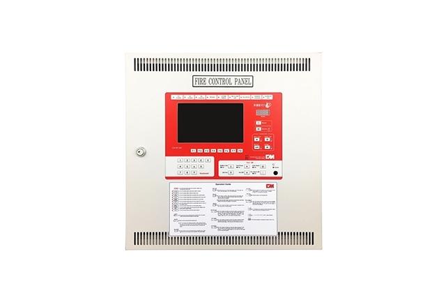 CM-RP-03S/E Addressable Fire Alarm Control Panel