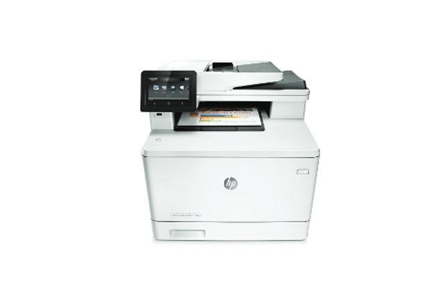 Printer HP Color LaserJet Pro MFP M477fdn