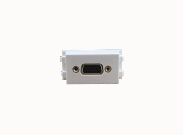 Connector VGA female whole