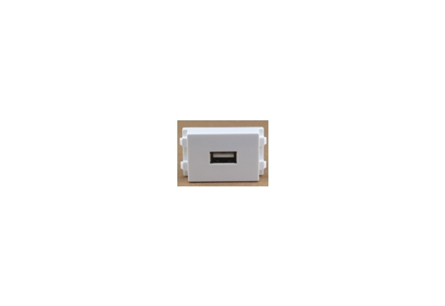 Connector USB module, USB power