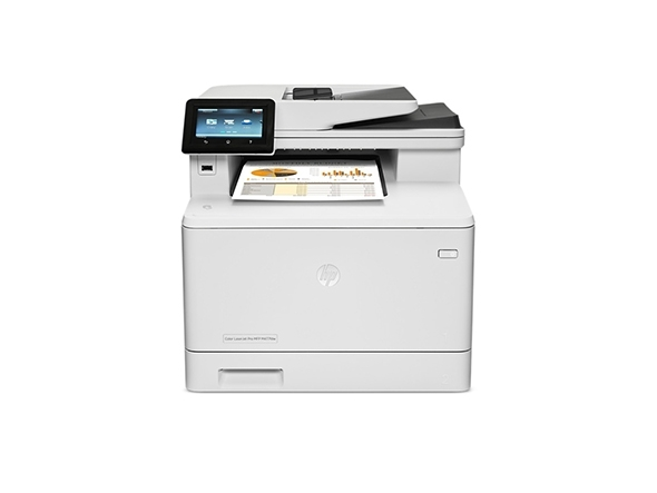 Printer HP Color LaserJet Pro MFP M477fdw
