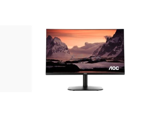 Monitor 23.8 Inch AOC (IPS, VGA, HDMI) 75Hz