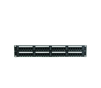 Patch Panel 48 ports cat6 AMP