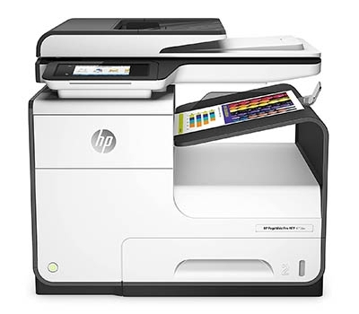 Printer HP PageWide Pro 477dw Multifunction