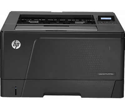 Printer HP LaserJet Pro M706n