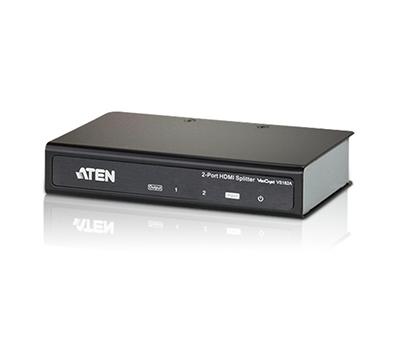 2-Port 4K HDMI Splitter