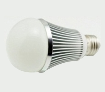 LED Ceramic Bulb (DC) E27 DC 5W