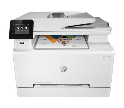 Printer HP Color LaserJet Pro MFP M283fdw