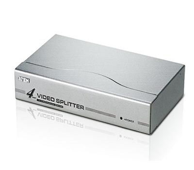 4-Port VGA Splitter (350MHz)