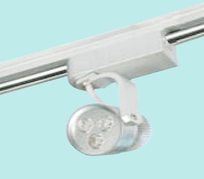 LED Track Spotlight TK-3W-1-CW