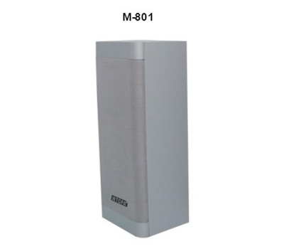 20W Indoor wooden column loudspeaker