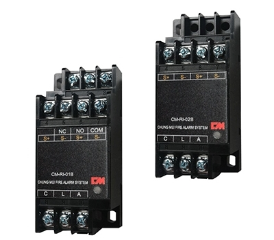 CM-RI-01B/CM-RI-02B Addressable Module