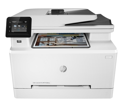 Personal Laser Multifunction Printers HP Color LaserJet Pro