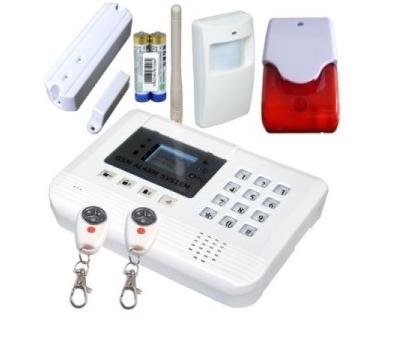 GSM Alarm System S100