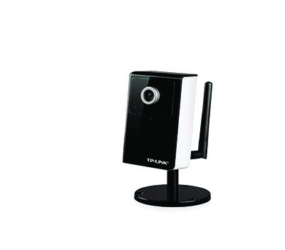Wireless 2-Way Audio Surveillance Camera
