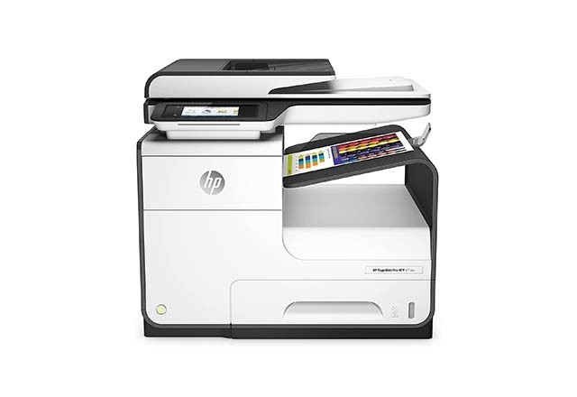 Printer HP PageWide Pro 477dw Multifunction