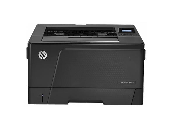 Printer HP LaserJet Pro M706N