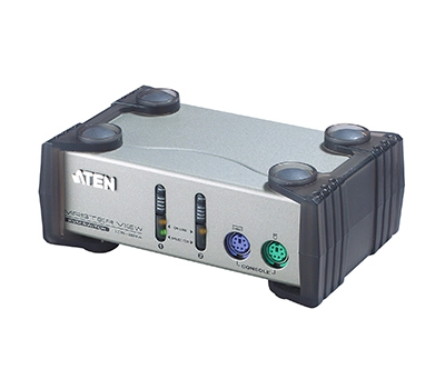 2-Port PS/2 VGA KVM Switch