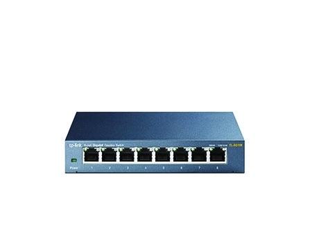 TP-Link 8-Port 10/100/1000Mbps Desktop Switch