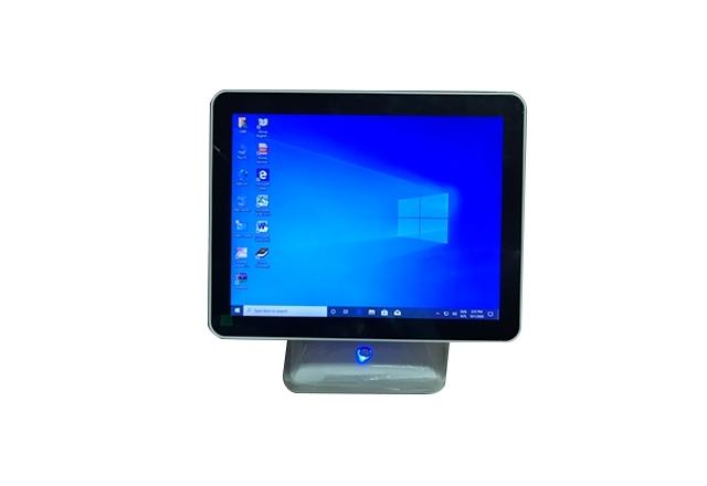 POS touch screen 15.6 x 4:3 inch single screen