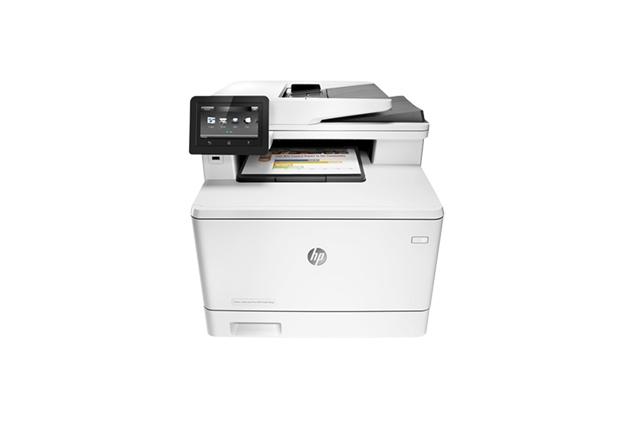 Printer HP Color LaserJet Pro MFP M477fnw
