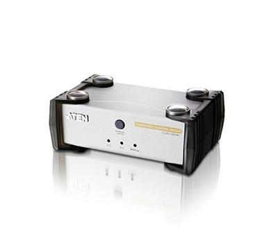 USB VGA Computer Sharing Device