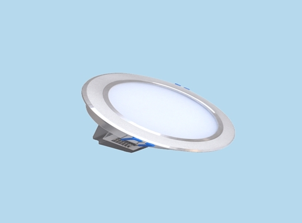 LED Track Spotlight CEF005WBP000-CW
