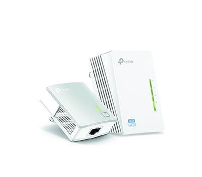 300Mbps Wi-Fi Range Extender, AV500 Powerline Edit