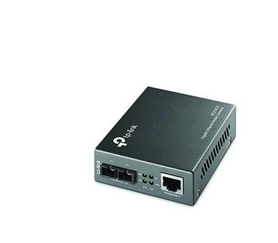 TP-Link Gigabit Single-Mode Media Converter