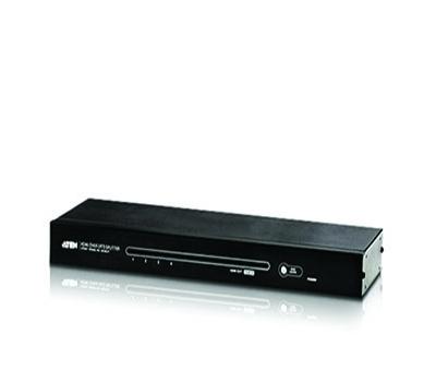 4-Port HDMI Cat 5 Splitter
