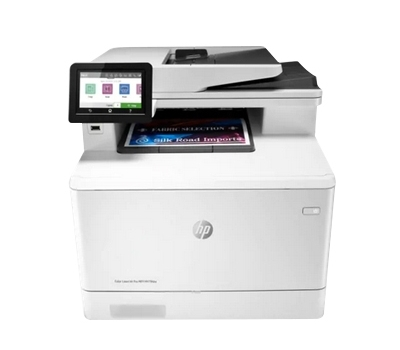 Printer HP Color LaserJet Pro MFP M479fdw