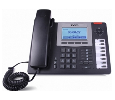 IP Phone D60 (6 lines SIP HD)