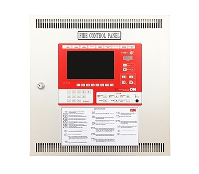 CM-RP-03S/E Addressable Fire Alarm Control Panel