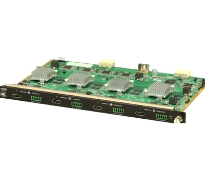 4-Port 4K HDMI Output Board with Scaler