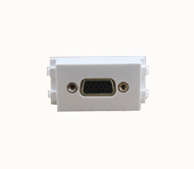 Connector VGA female whole