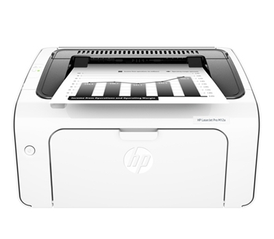 Printer HP LaserJet Pro M12A
