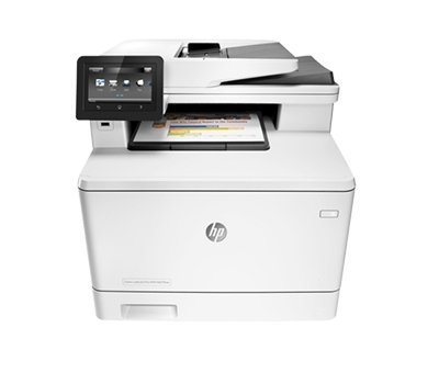 Printer HP Color LaserJet Pro MFP M477fnw