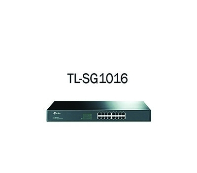 TP-Link 16-Port Gigabit Rackmount Switch
