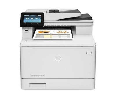 Printer HP Color LaserJet Pro MFP M477fdw