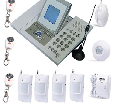 GSM Alarm System S3524A