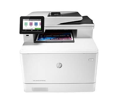 Printer HP Color LaserJet Pro MFP M479fnw