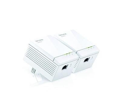 AV600 Gigabit Powerline Adapter Starter Kit