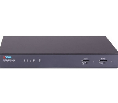 ZX50-AG4222 Asterisk IP PBX (4 Port GSM)