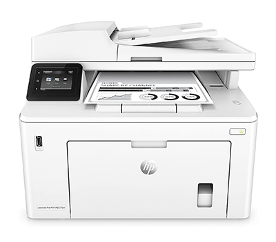 Printer HP LaserJet Pro MFP M227fdw